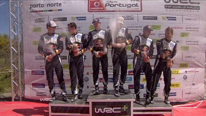 SportsUnited: Dünya Ralli Şampiyonası'nda Volkswagen'in podyum başarısı, Volvo Okyanus Yarışı'nda son 2 etaba girildi, Tayland Boksu hakkında bilinmeyenler...