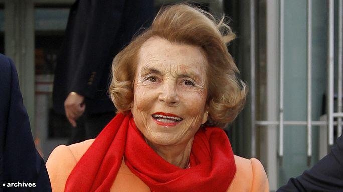 Bettencourt davasından Nicolas Sarkozy'ye iyi haber