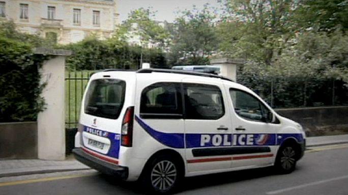 ETA-fegyverek egy francia villában