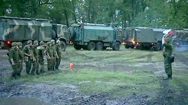 Putyin: békeidőben is államtitok az orosz katonák halála