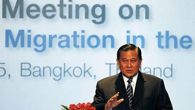قمة خاصة بأزمة المهاجرين جنوب شرق آسيا