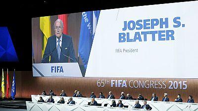 FIFA pepara-se para mais um mandato de Blatter