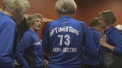 """""""Optimistene"""": Sport kennt kein Alter!"""