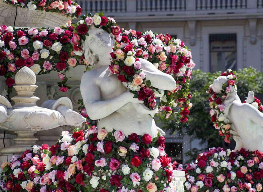 Lyon: capitale des roses