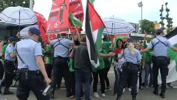 Felfüggesztenék Izrael FIFA-tagságát a palesztinok