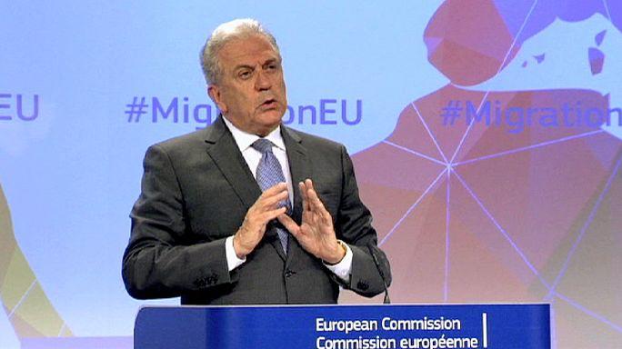 Кто-то на входе в ЕС, кто-то - на выходе