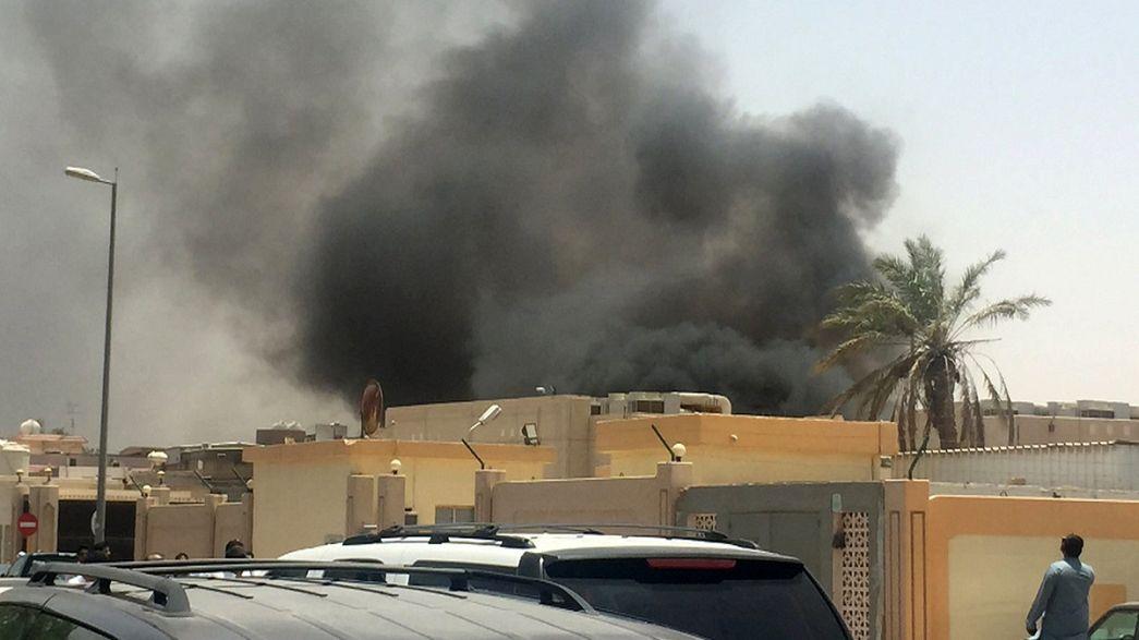 Al menos cuatro muertos en un ataque contra una mezquita en Arabia Saudí