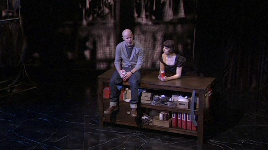 """""""McQueen"""", una obra de teatro inspirada en el desaparecido diseñador de moda"""