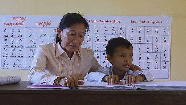 Enlightening education: inspiring projects for blind and visually impaired students