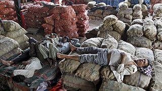 Жара в Индии: число жертв растет