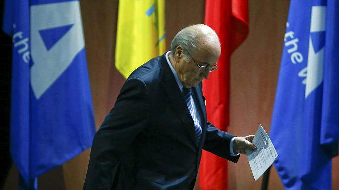 Blatter the unsinkable amid FIFA's corruption storm