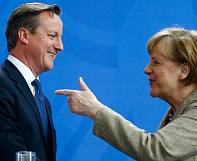 Merkel will work constructively with Cameron to reform EU