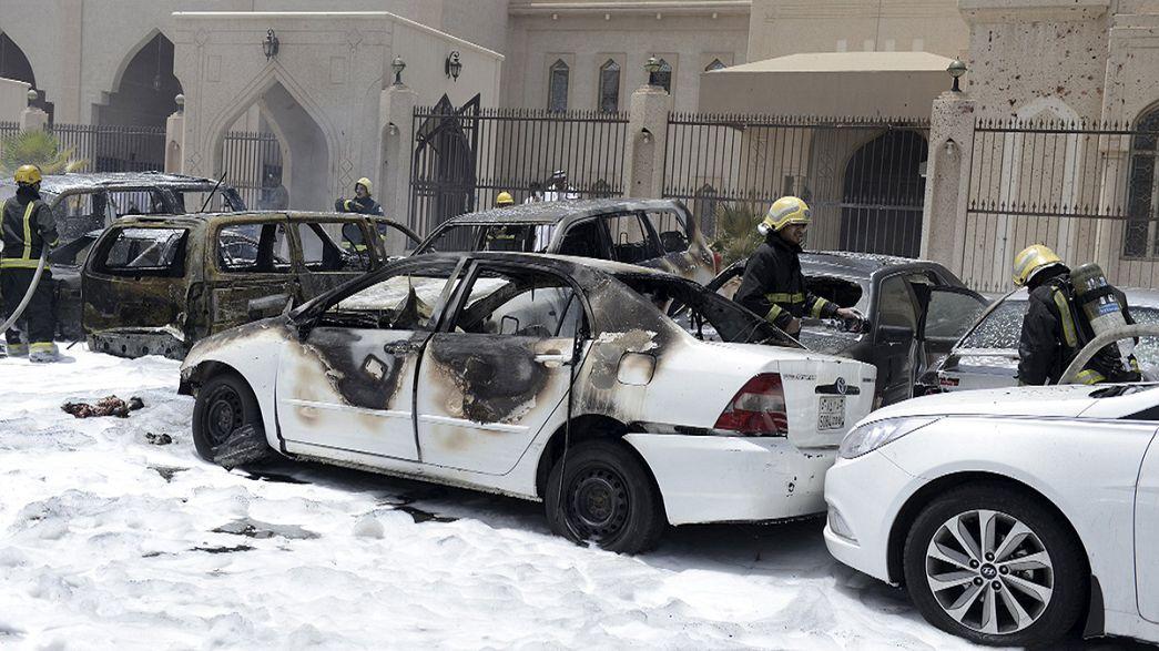Saudi-Arabien: IS-Miliz bekennt sich zu Anschlag auf schiitische Moschee