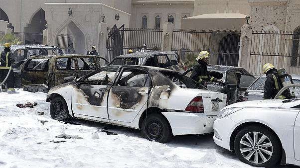 IS militants claims deadly Saudi Arabia mosque attack