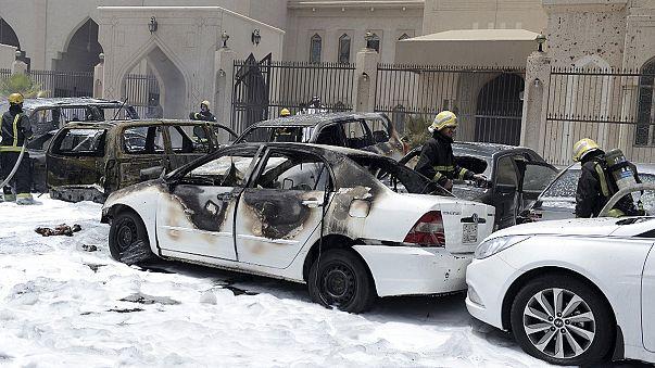 """تنظيم """" الدولة الإسلامية """" يتبنى الهجوم على المسجد الشيعي في السعودية"""