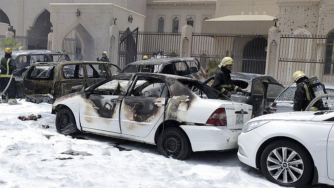 Suudi Arabistan'da camiye düzenlenen saldırıyı IŞİD üstlendi