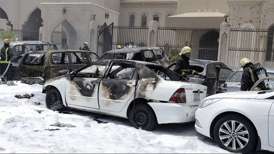 ИГ взяло ответственность за теракт возле мечети в Саудовской Аравии