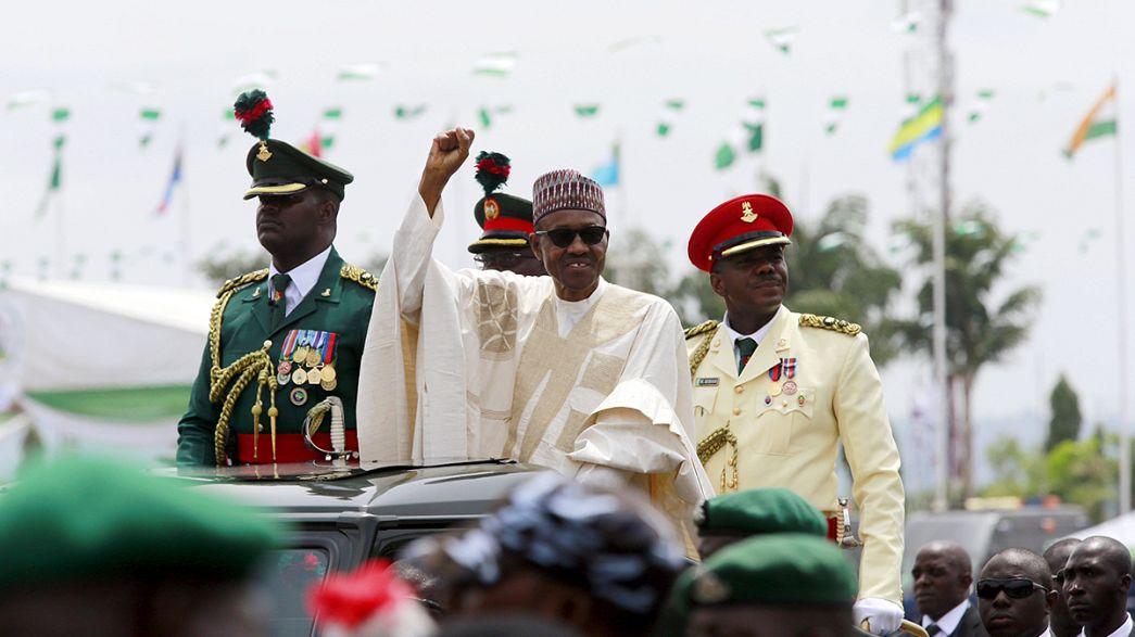 Nigeria : investiture du président Muhammadu Buhari