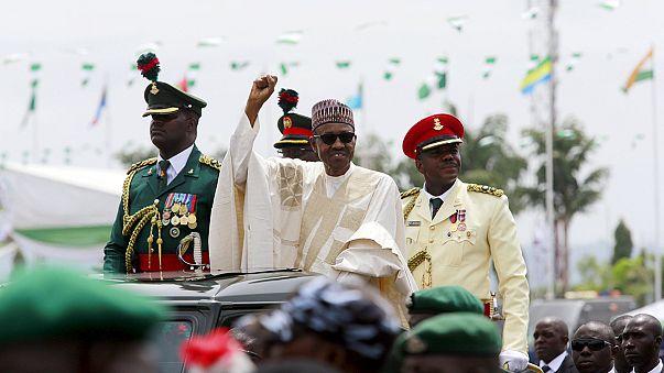 Nigeria: Präsident Buhari vereidigt