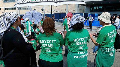 Federações de Israel e Palestina fazem as pazes