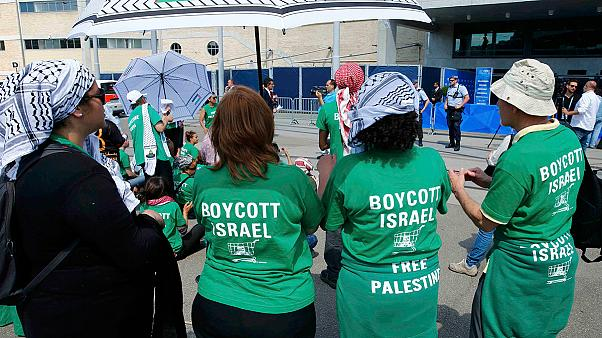 FIFA: Palestinians drop vote to get Israel suspended from world football