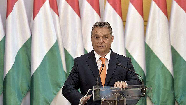 """Orbán: """"nem válunk az EU-tól"""""""