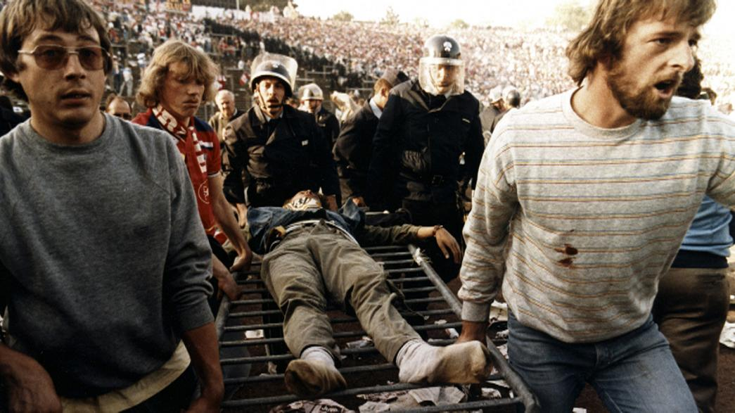 """""""Nobody knew exactly what was happening"""", remembering Heysel 30 years on"""