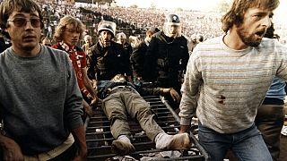 Heysel: A tragédia na primeira pessoa.