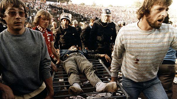 """Бельгия: 30-летие трагедии на брюссельском стадионе """"Эйзель"""""""