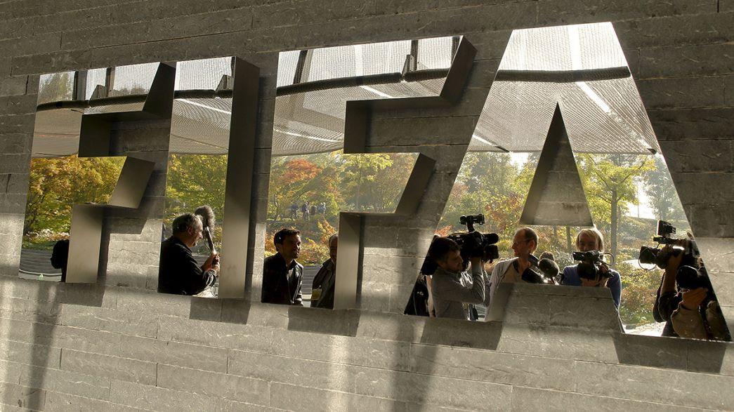 "Luxuosa FIFA governo do ""planeta"" futebol"