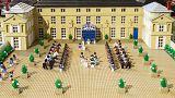 Lego: 200-й годовщине битвы под Ватерлоо посвящается