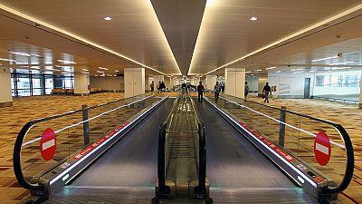 Fuga radiactiva en el aeropuerto Internacional de Nueva Delhi