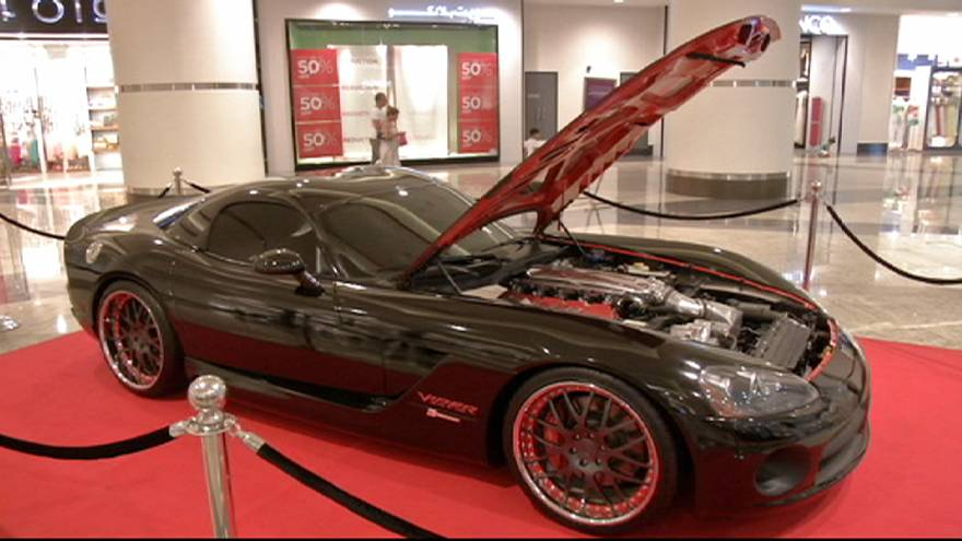 "UAE: auto ""Fast and Furious"" in mostra"