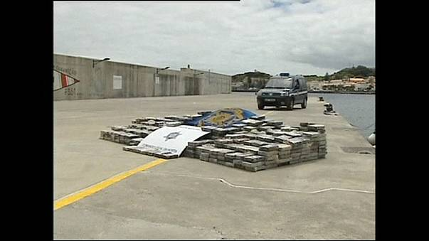 France-UK drugs sting nets cocaine haul in Azores
