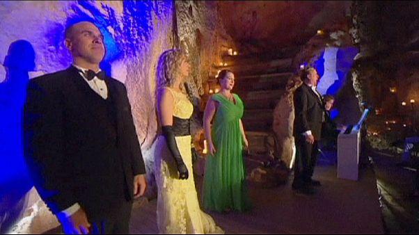 Des opéras souterrains en Australie