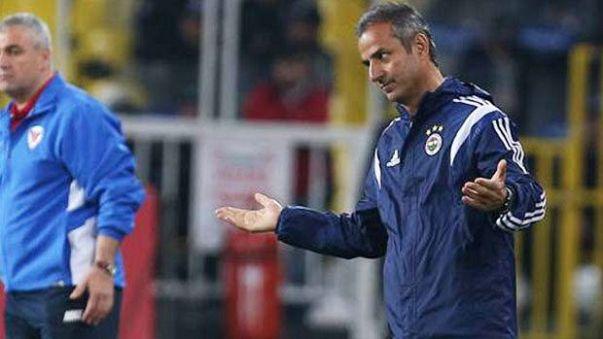 Fenerbahçe'de ilk yaprak dökümü, İsmail Kartal istifa etti