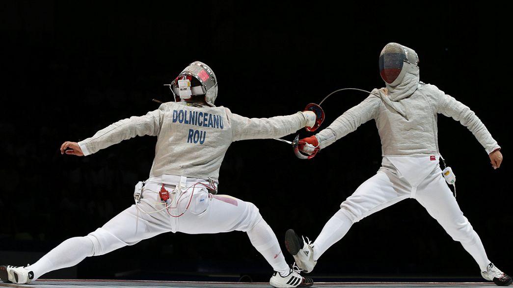 Matyas Szabo Zweiter beim Grand Prix in Moskau