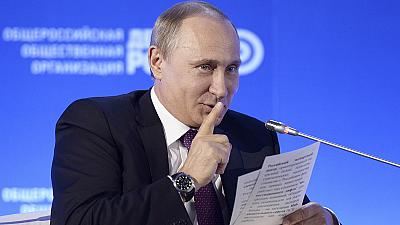 Moscow produces blacklist of EU citizens barred from Russia