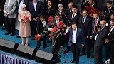 Meetings électoraux à huit jours des législatives en Turquie