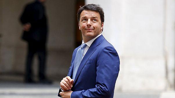 İtalya'da Başbakan Renzi'nin ilk büyük sınavı