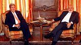 Kerry et Zarif s'entretiennent pendant six heures à Genève