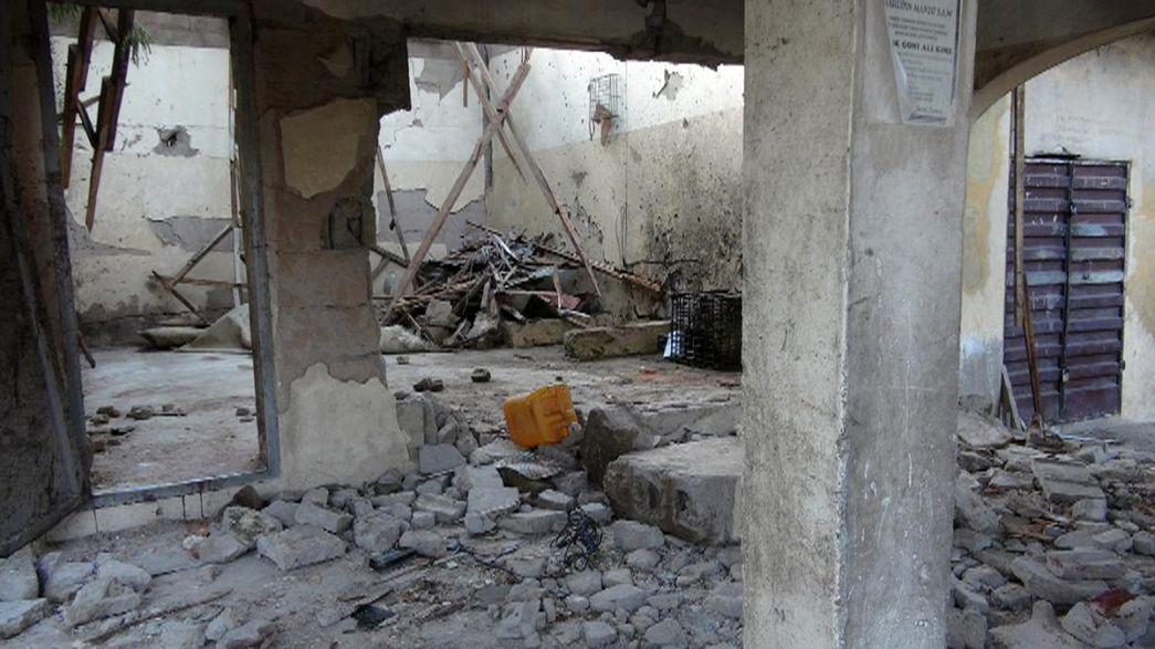 Viele Tote bei Selbstmordanschlag und Boko Haram-Angriff in Nigeria