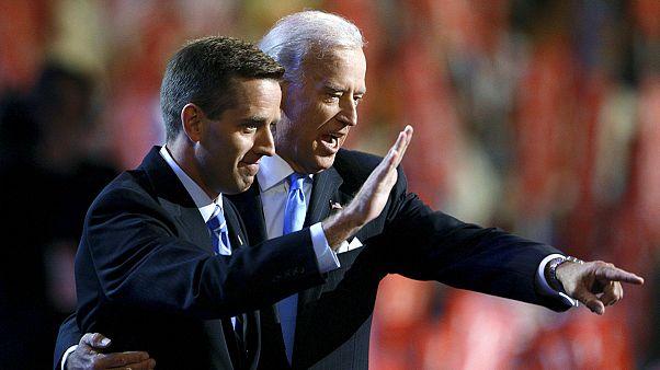 Sohn von US-Vizepräsident Joe Biden stirbt an Hirntumor