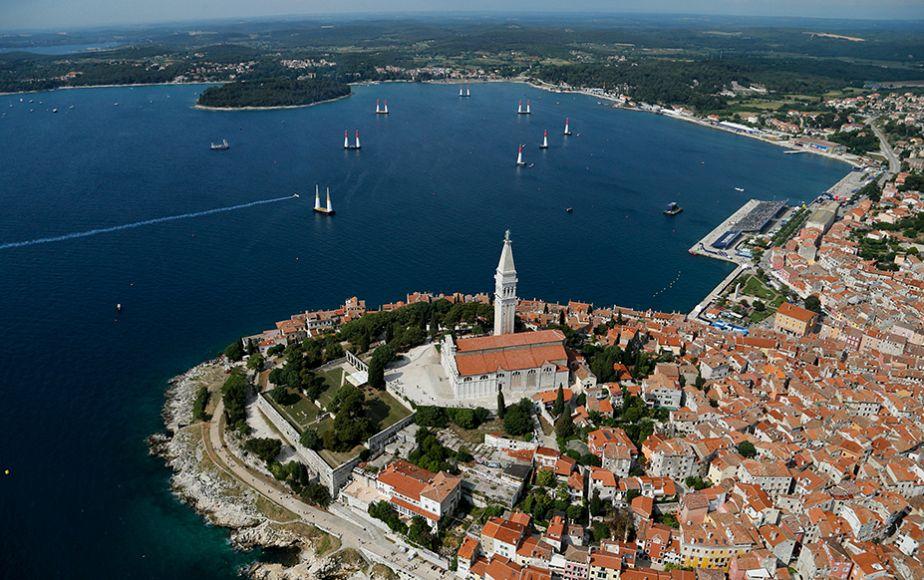 Croatie : 3è étape des championnats du monde de course aérienne à Rovinj