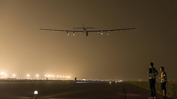 Solar Impulse 2, in viaggio verso le Hawaii