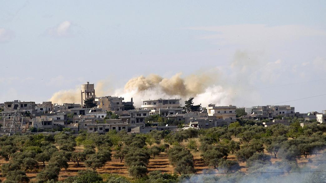 At least 27 killed in Syria clinic explosion