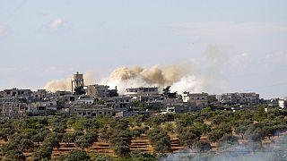 Syrien: Über 20 Tote bei Explosion in Krankenhaus