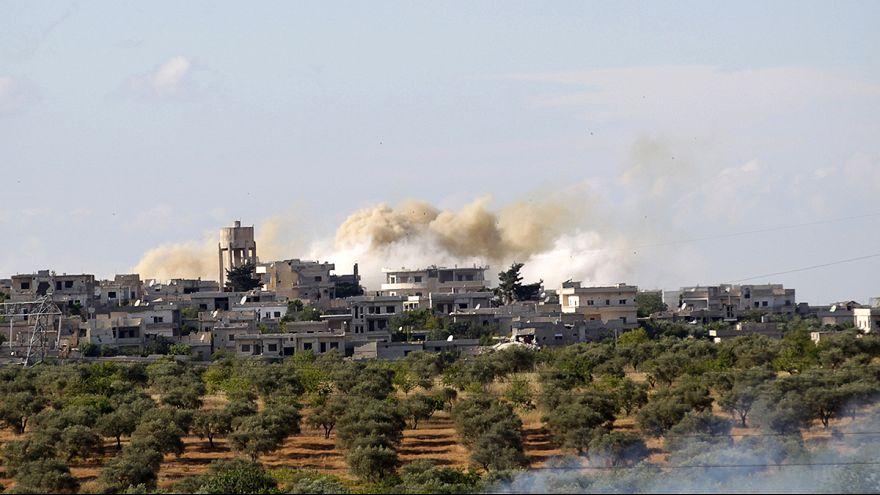 Fogo em clínica síria faz 25 mortos