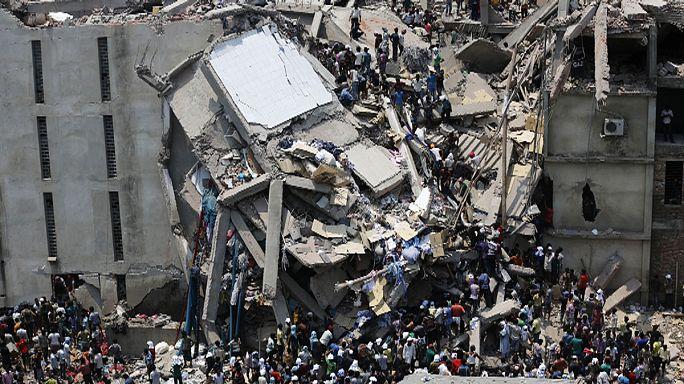 Bangladeş'te Rana Plaza'nın sahibi cinayetle yargılanacak