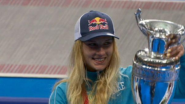 Fechten: Ukrainerin Charlan gewinnt Grand Prix in Moskau